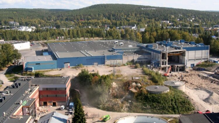 Construction and demolition waste in Central Finland