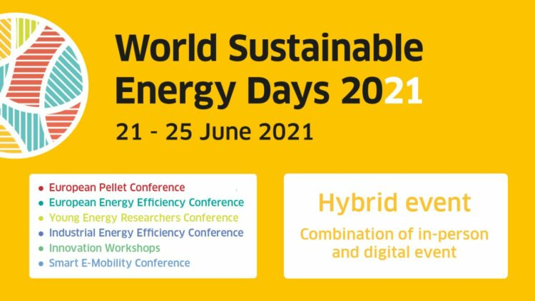 World Sustainable Energy Days 2021