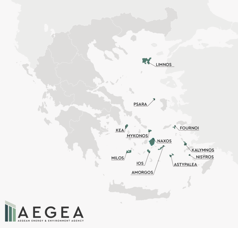 Energy retrofitting of municipal buildings in Greek islands