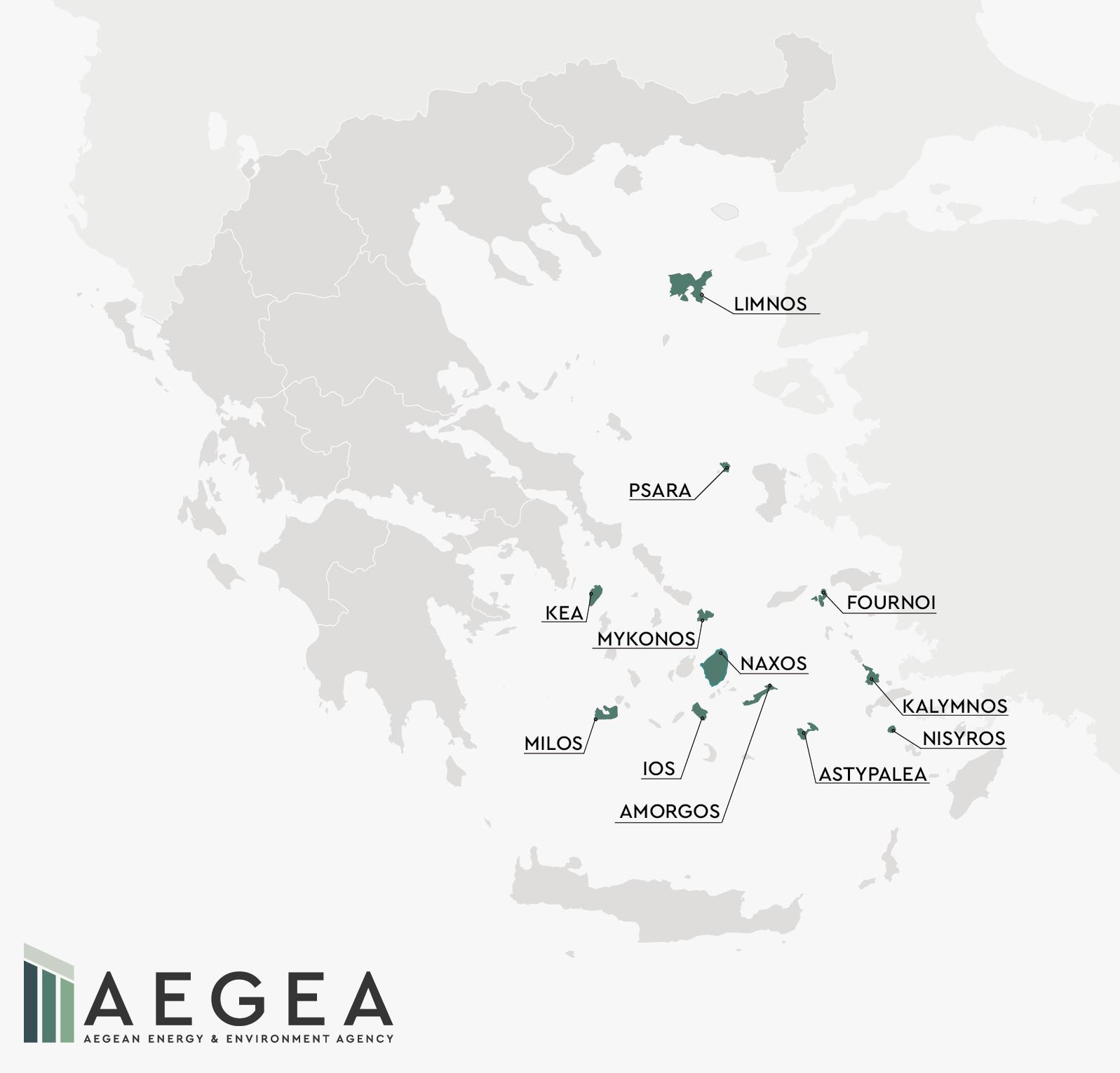 Energy retrofitting of municipal buildings in Greek islands