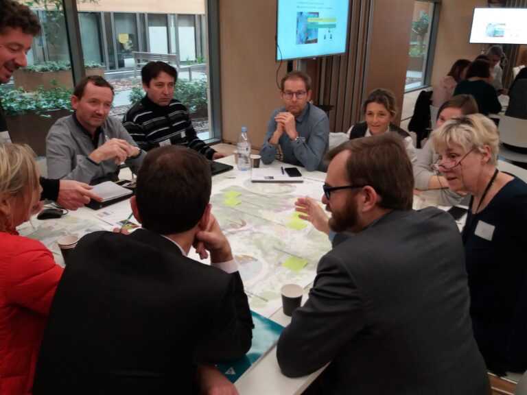 ClimaSTORY: a pedagogical reflection and action tool on territorial climate change adaptation