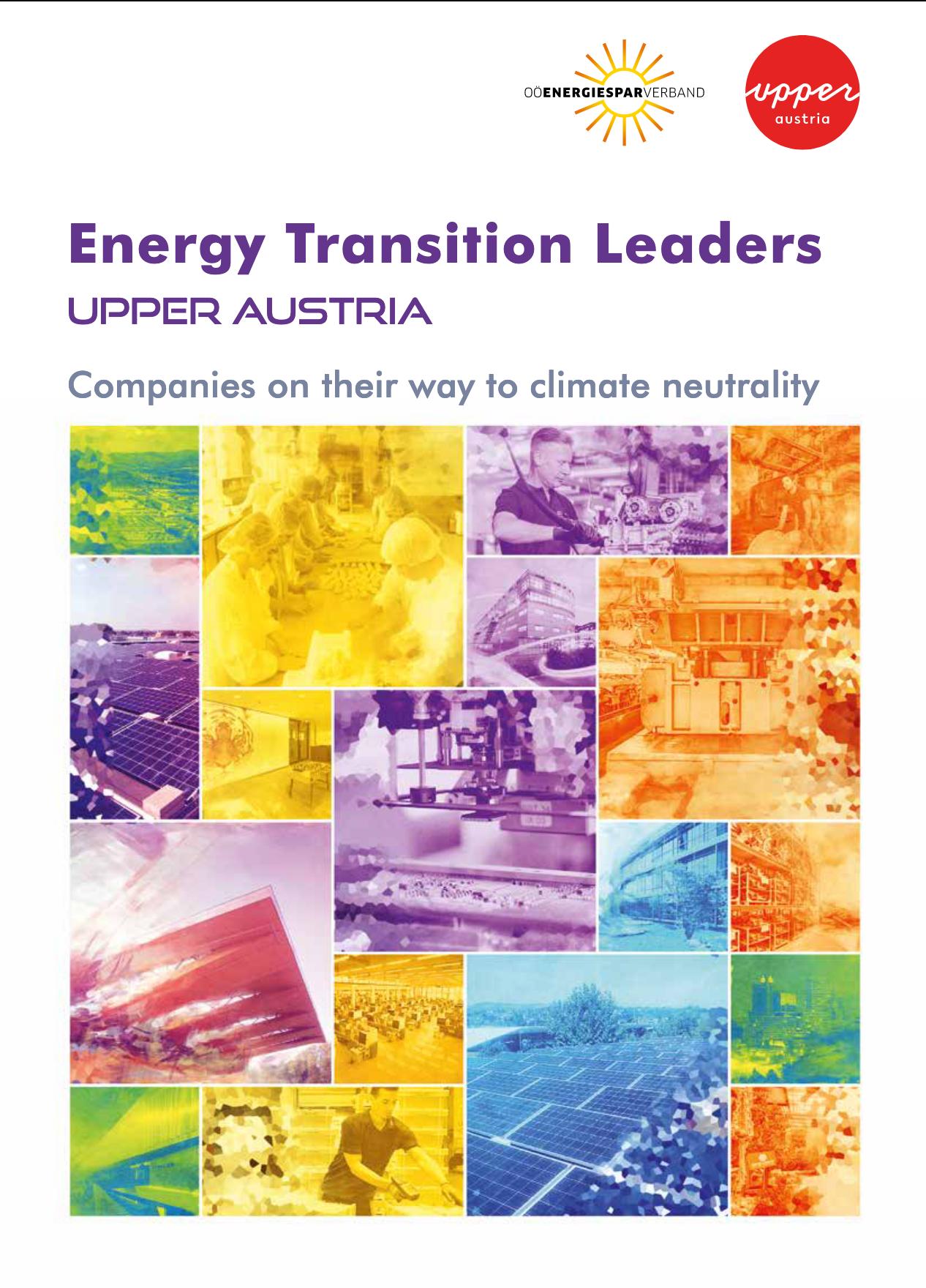Energy Transition Leaders Initiative Brochure