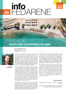 FEDARENE Info 48 – Focus on Smart and Sustainable Islands