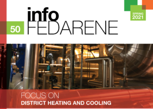 FEDARENE Info 50 – Focus on District Heating and Cooling