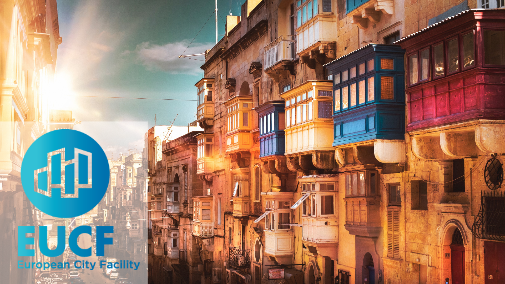 EUCF Webinar for Maltese municipalities