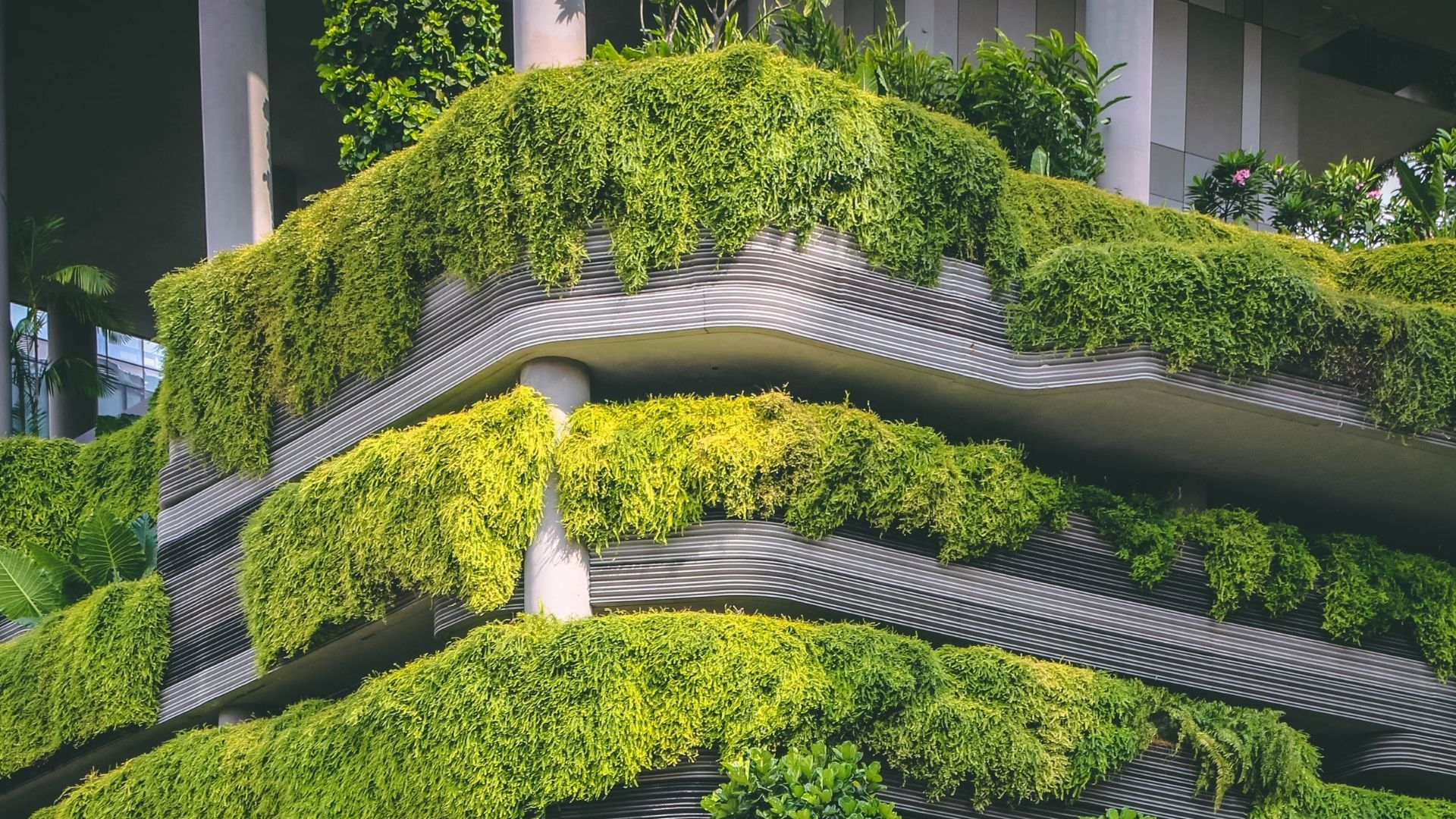 Integrating nature in the building sector