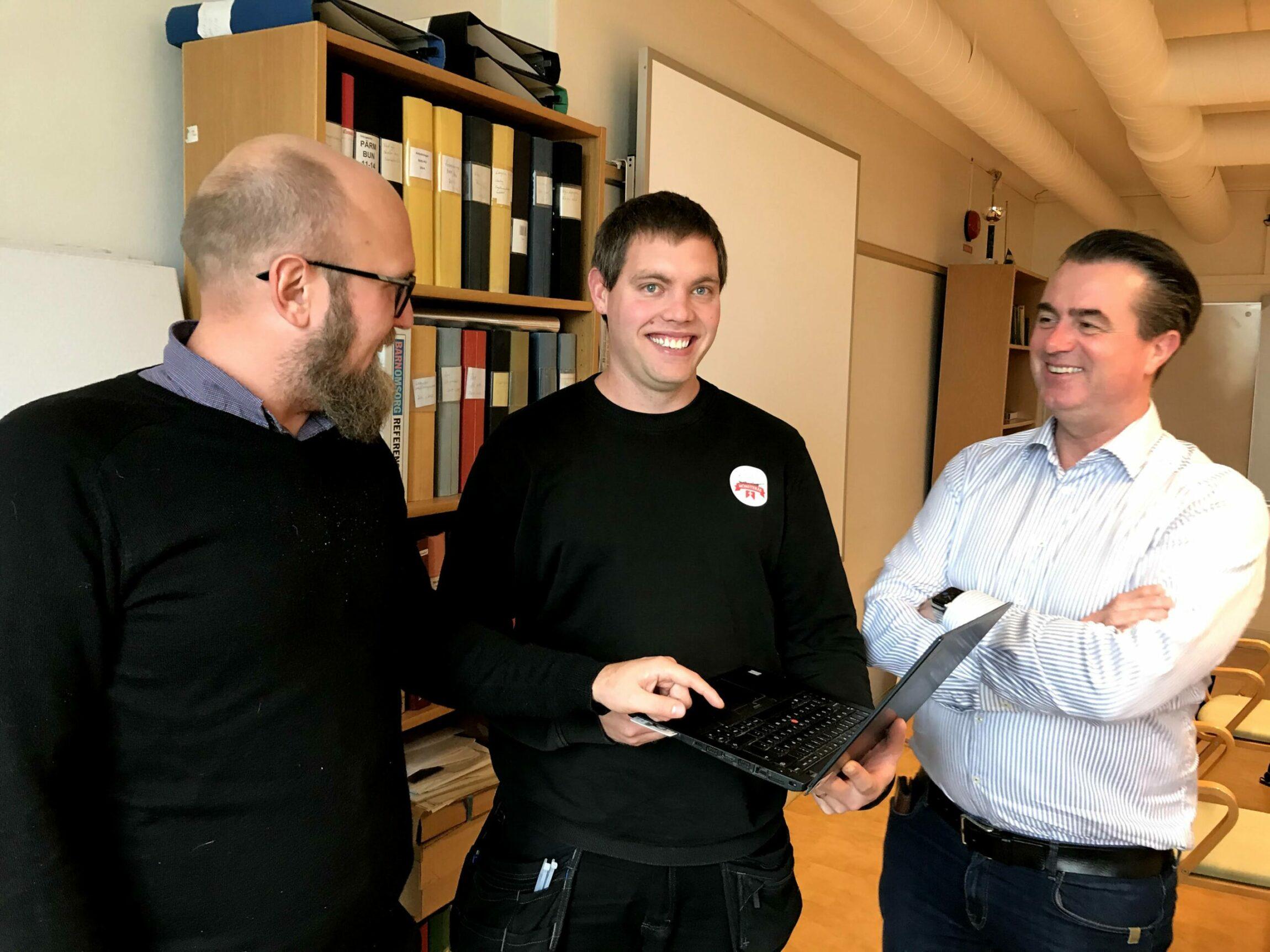 Mönsterås municipality develops long-term strategic work for energy efficiency in buildings