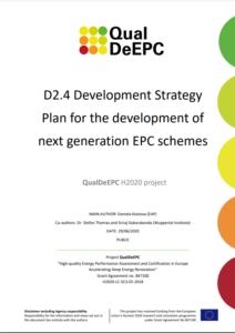 QualDeEPC's Development Strategy Plan defines seven priorities