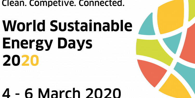 World Sustainable Energy Days 2020: nearly 600 participants gathered in Wels to advance the Energy Transition