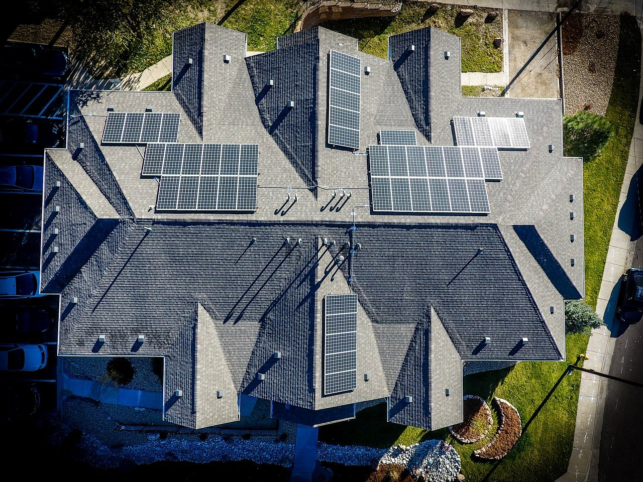 EnergyFlexHouse – Energy Neutral Concept House to Test Solar Collectors and District Heating