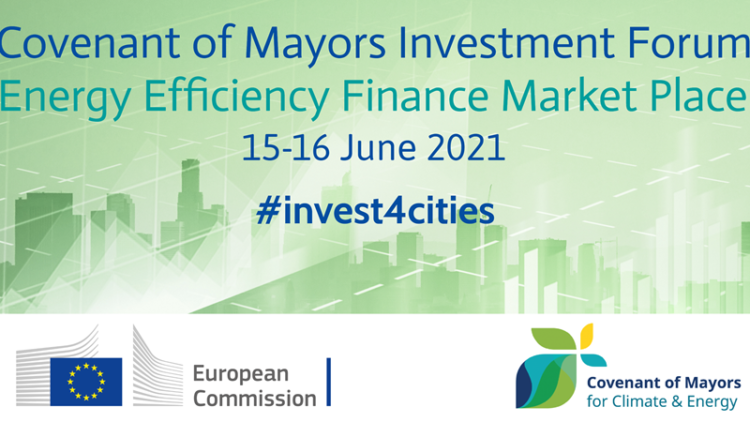 The Covenant of Mayors Investment Forum 2021