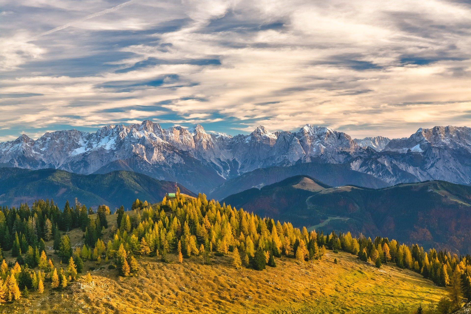Promoting RES in Alpine Communities