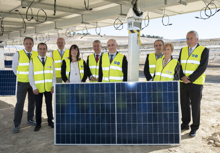 EKIAN – The biggest PV plant in the Basque Country