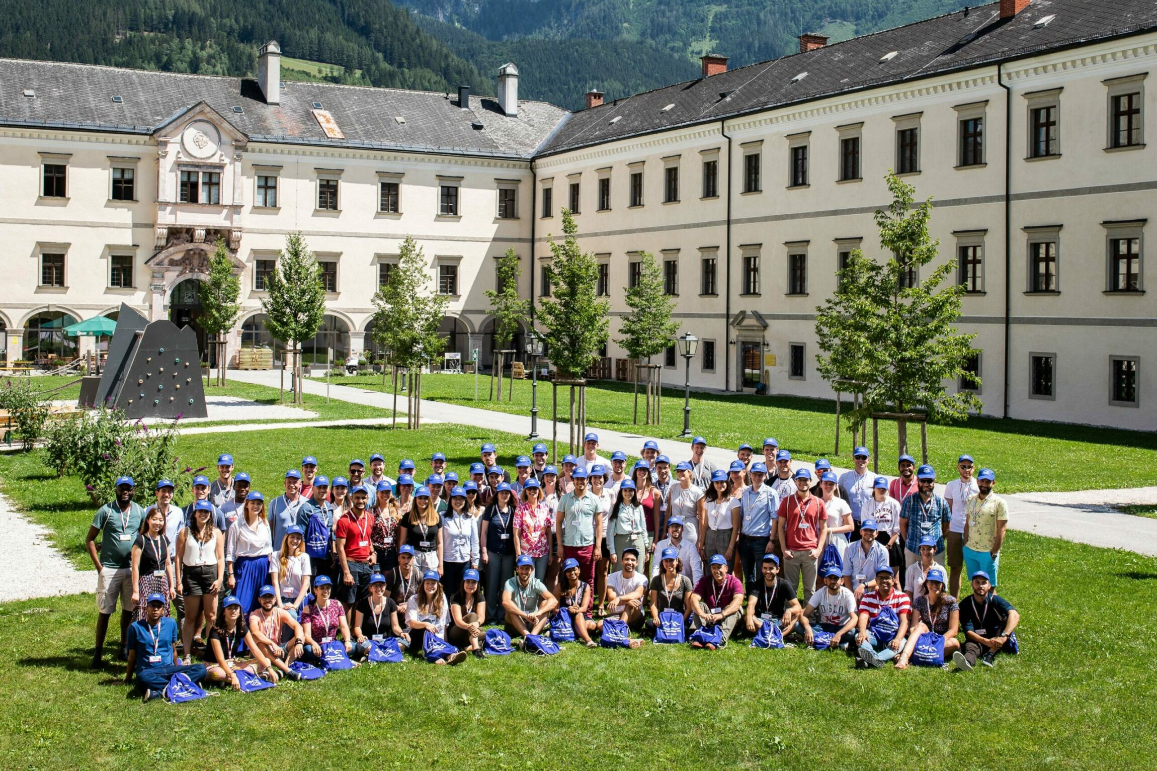 64 Young professionals from over 30 countries drive energy innovation in Upper Austria