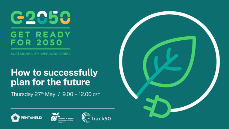 GET READY FOR 2050: How to Successfully Plan for the Future