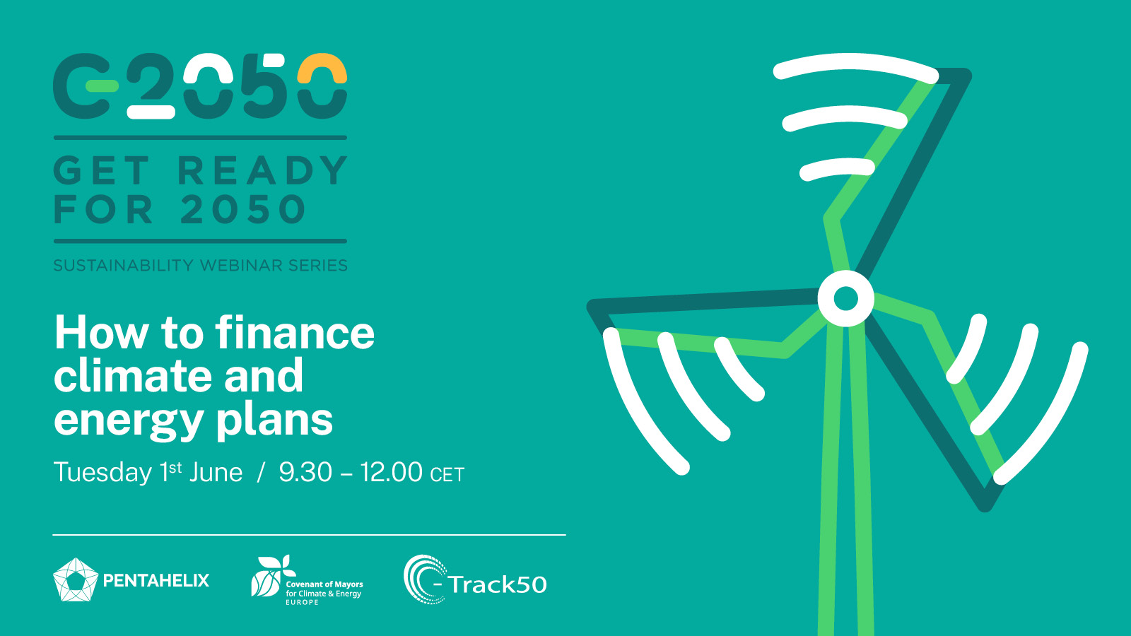 GET READY FOR 2050: How to Finance Climate and Energy Plans