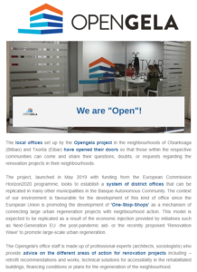 """We are """"Open""""!"""