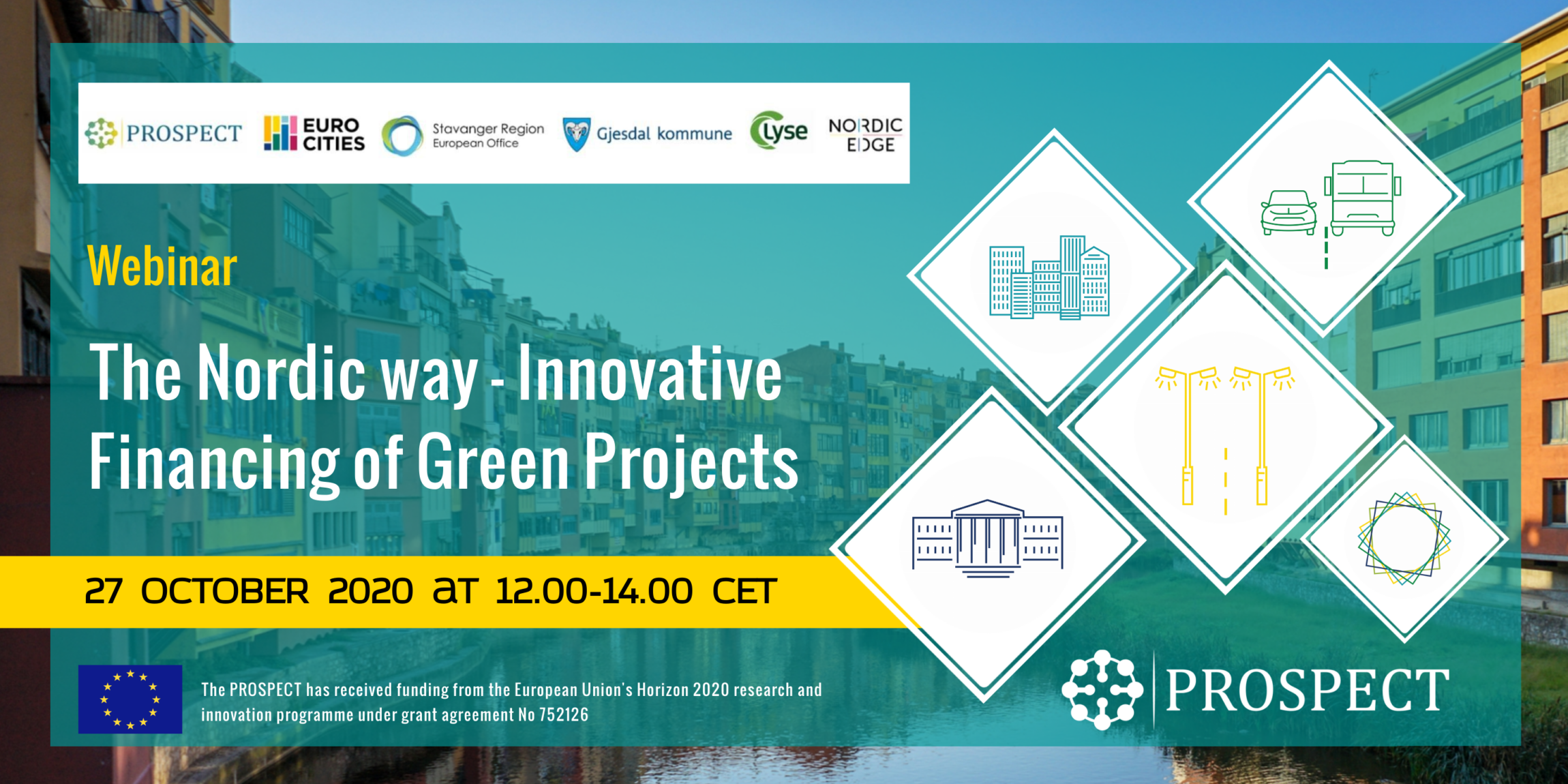 Webinar: The Nordic way – innovative financing in green/ climate projects