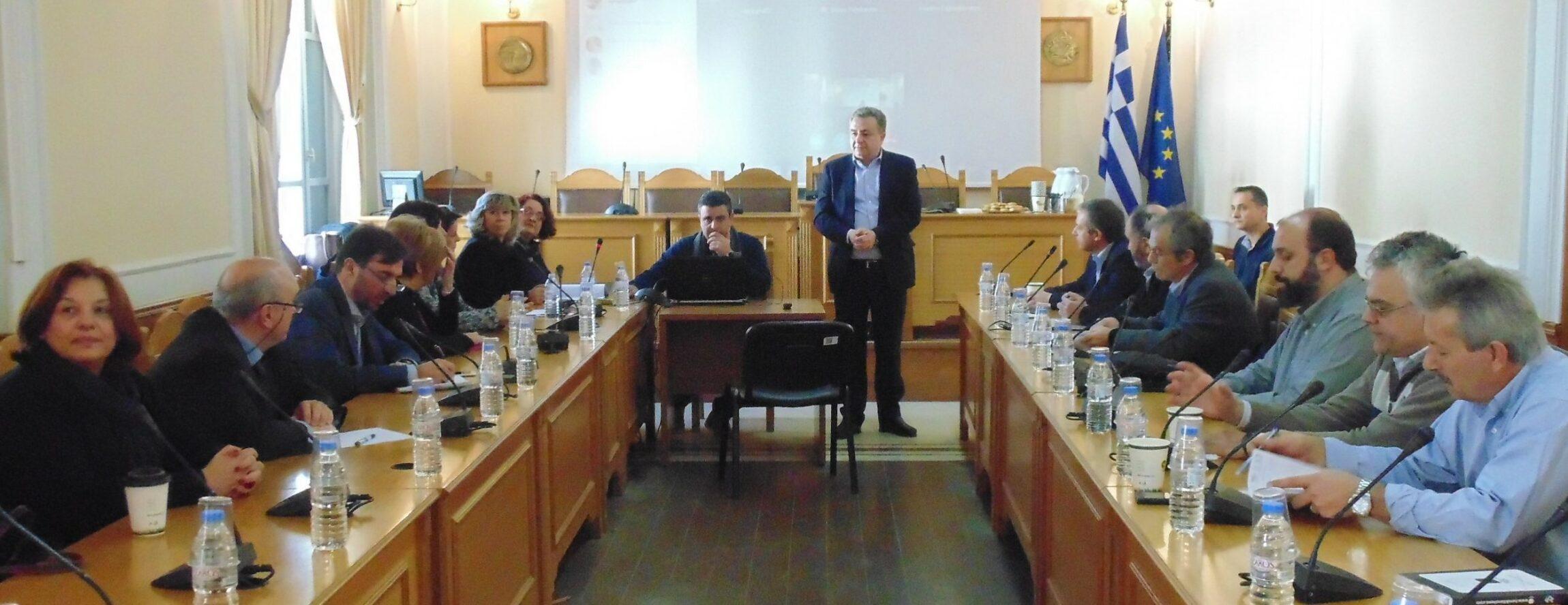 Crete Regional Development Fund: Insular multi-level governance for clean energy transition