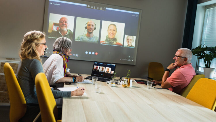REDI- digital meetings for the public sector in Sweden