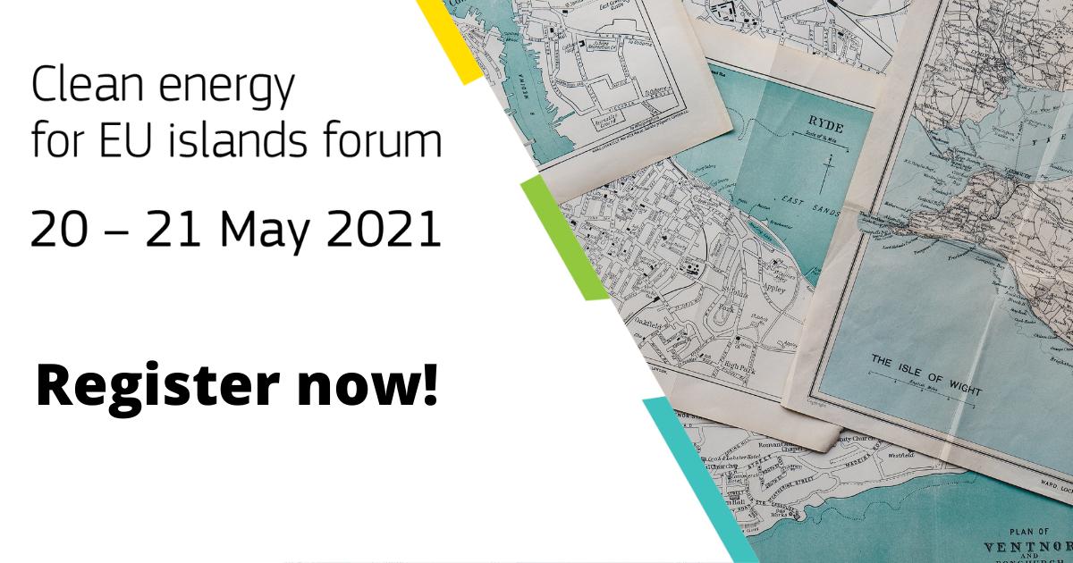 Clean Energy for EU Islands Forum 2021