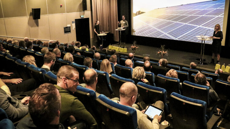 The Sol i Väst Project develops knowledge on PV Electricity