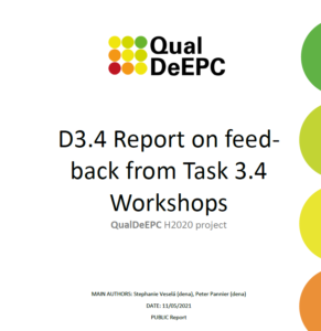 What is the feedback received from the (inter)national workshops?