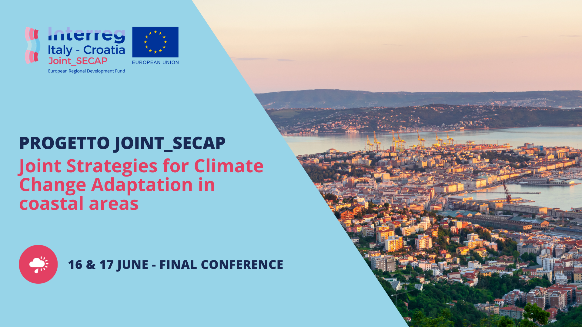 Joint SECAP Final Conference – Political High-Level Session