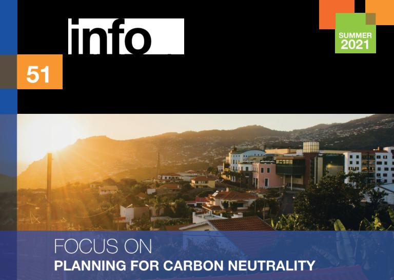 FEDARENE Info 51 – Focus on Planning for Carbon Neutrality