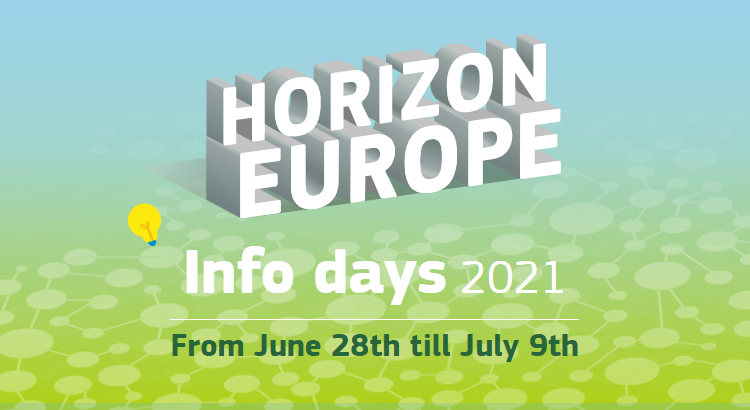 Horizon Europe Info days