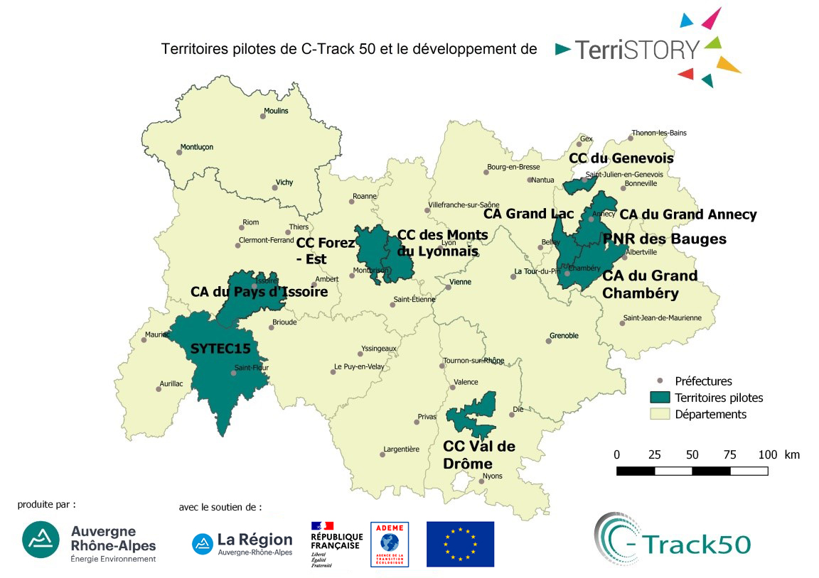 How to identify priorities for action in my territory? Defining a low-carbon strategy for 2050