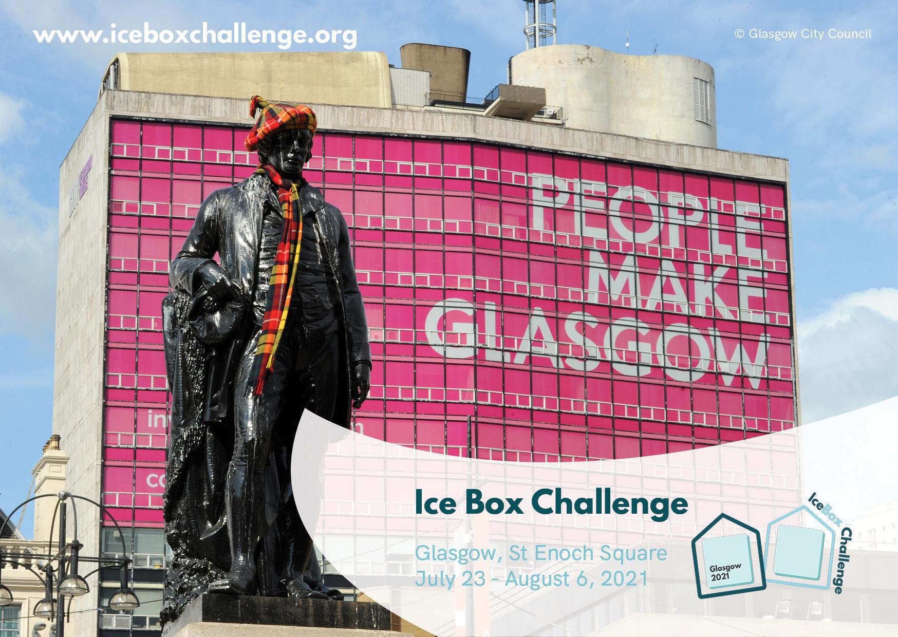 Ice Box Challenge Glasgow