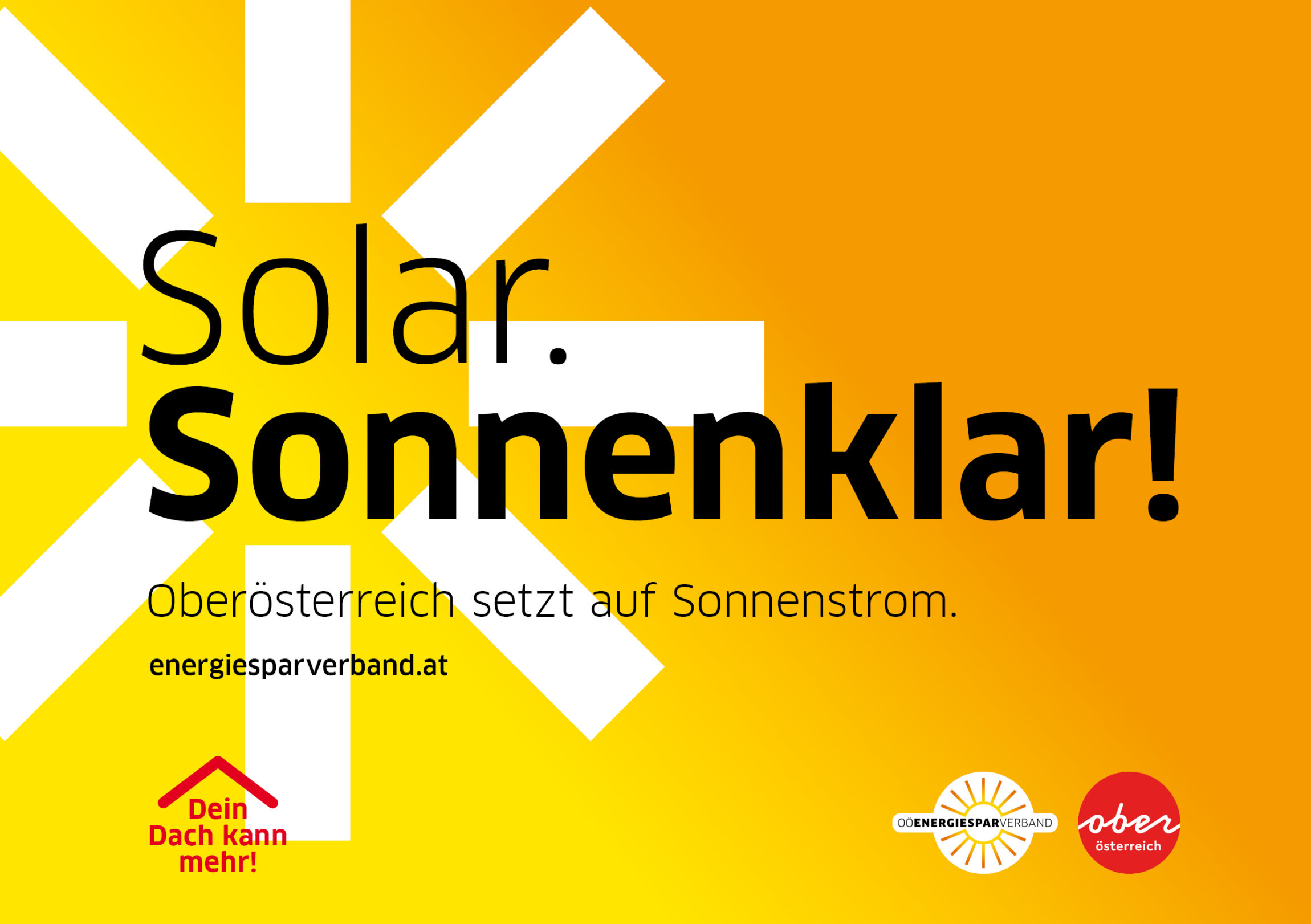 Upper Austria: 200,000 roof-top PV systems by 2030!