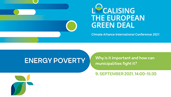 Energy Poverty: Why is it important and how can municipalities fight it?