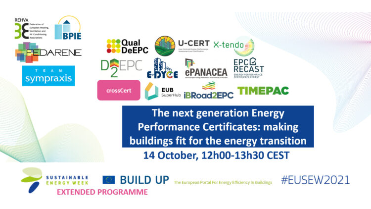 Making buildings fit for the energy transition – the next gen. EPC