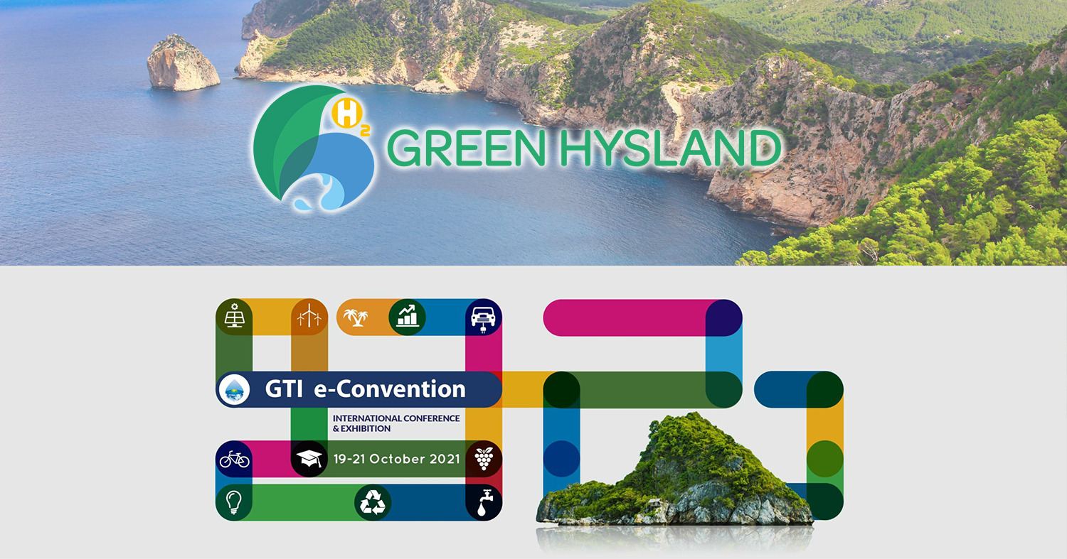 Green hydrogen: an opportunity for islands' decarbonisation
