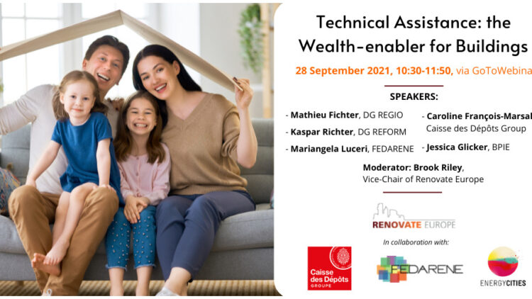 Technical Assistance: the Wealth-enabler for Buildings