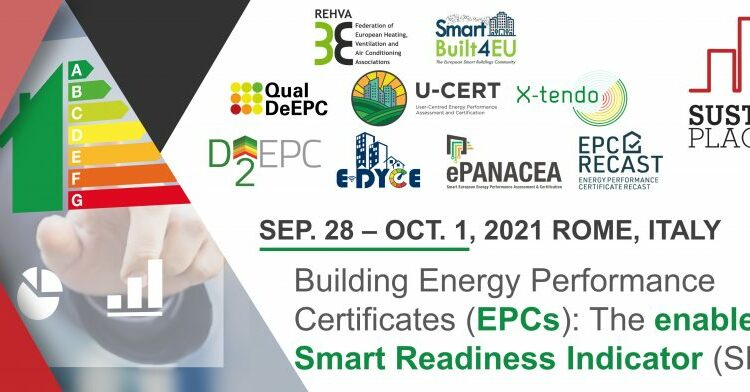 Building Energy Performance Certificates: The Enabler Smart Readiness Indicator