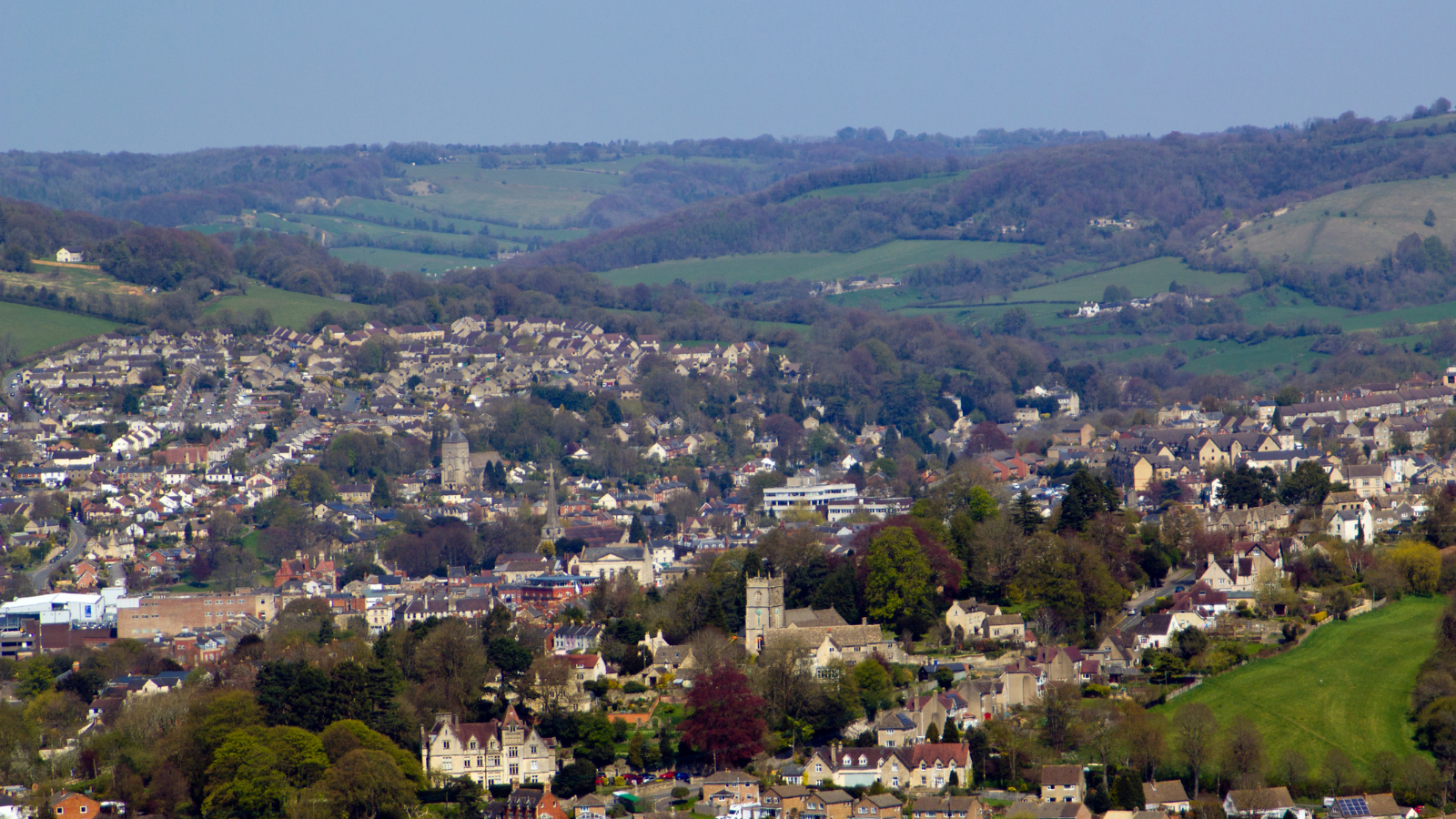 Target 2050: Countdown to a low carbon home Severn Wye Energy Agency, UK
