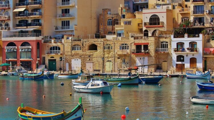 EUCF Webinar in Malta